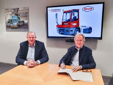 Terberg Special Vehicles appoints Taylor as......
