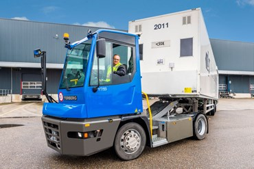 H&B Logistics operators enthusiastic about new Terbe......