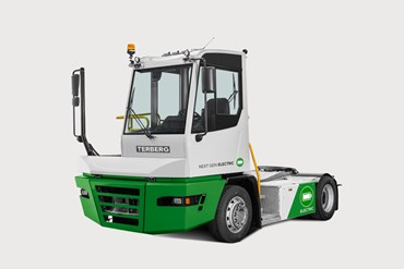 Terberg introduces new generation fully electric......